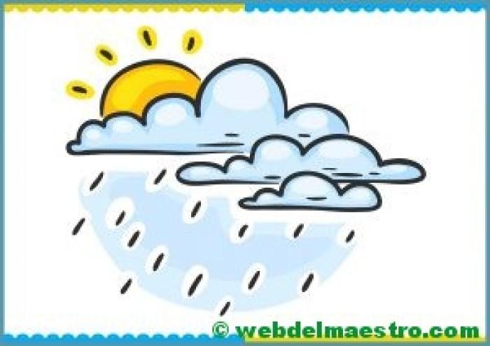 Pictograma lluvia