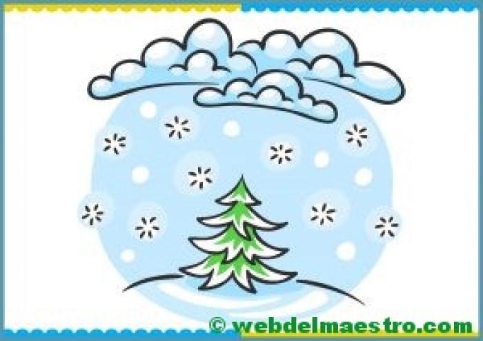 Pictograma nevar
