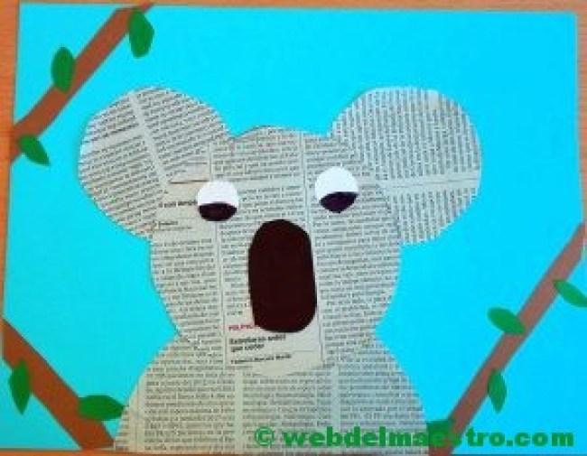 Terminación de trabajos-koala