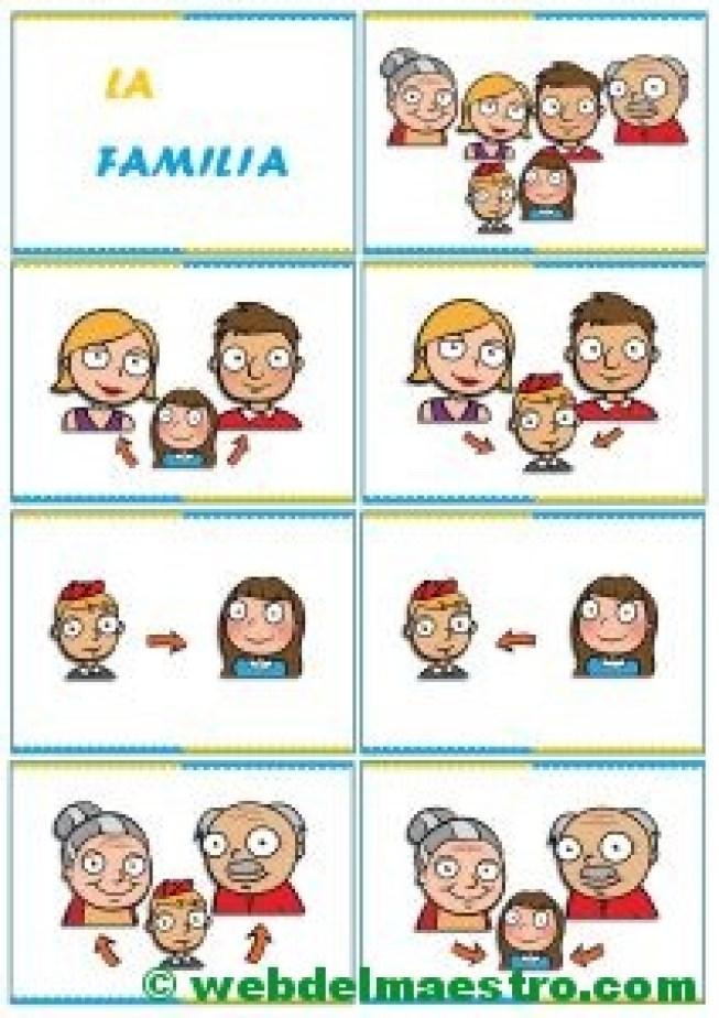 pictograma- familia