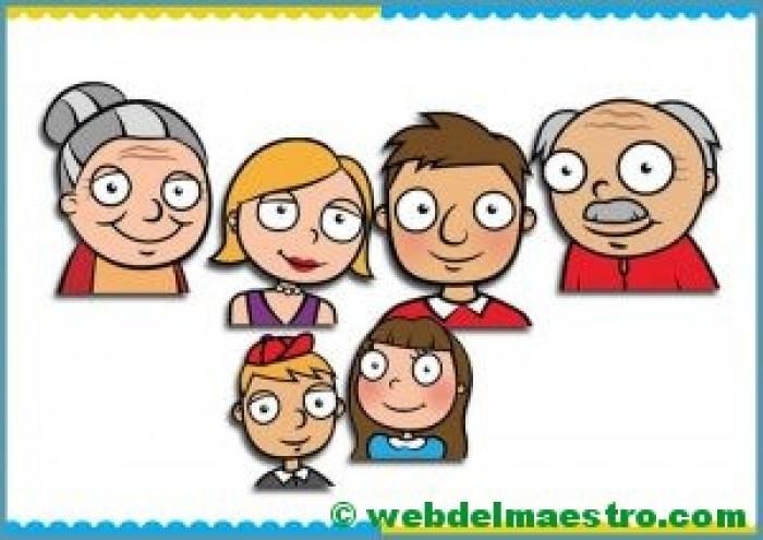 pictograma familia