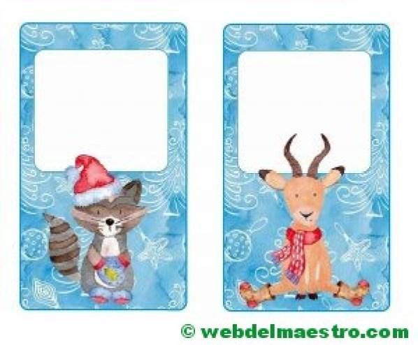 postales de navidad- tamaño grande-2