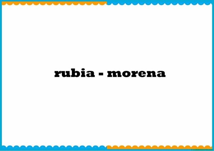 rubia-morena-