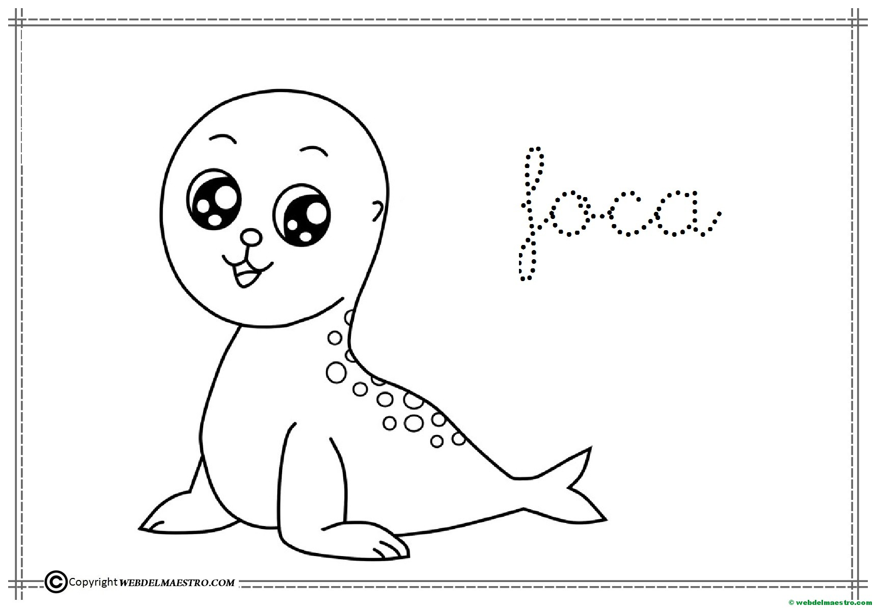 Dibujos De Maestras Para Colorear E Imprimir: Dibujos Para Colorear Fáciles