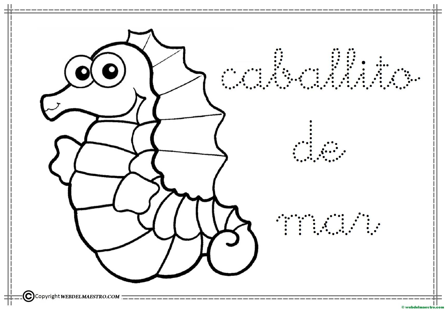 Dibujos Para Colorear Faciles Dibujos Infantiles Web Del Maestro