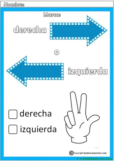 Izquierda y derecha-Actividades-7