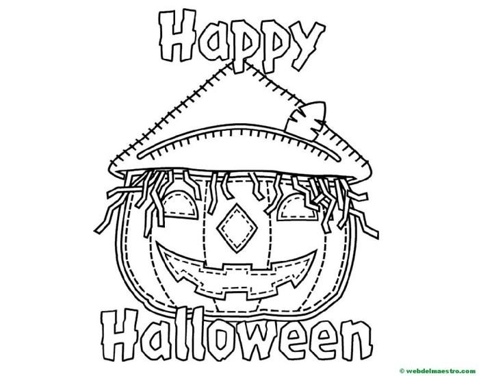 Calabaza de Halloween-1
