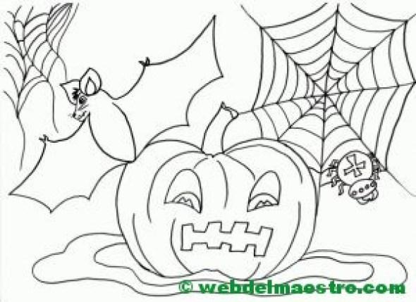Calabaza de Halloween-4