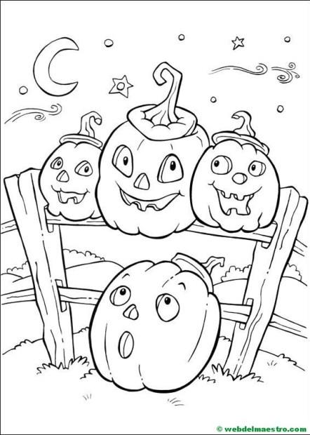 Calabaza de Halloween-8
