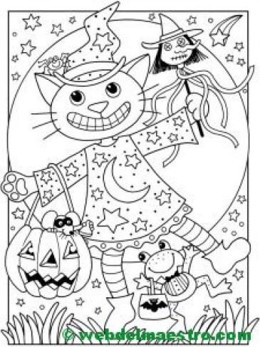 Dibujo de Halloween-1
