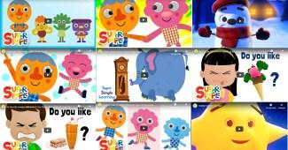 canciones de inglés divertidas para niños