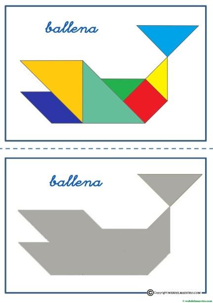 tangram ballena
