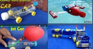 Juguetes caseros para niños - Juguetes reciclados