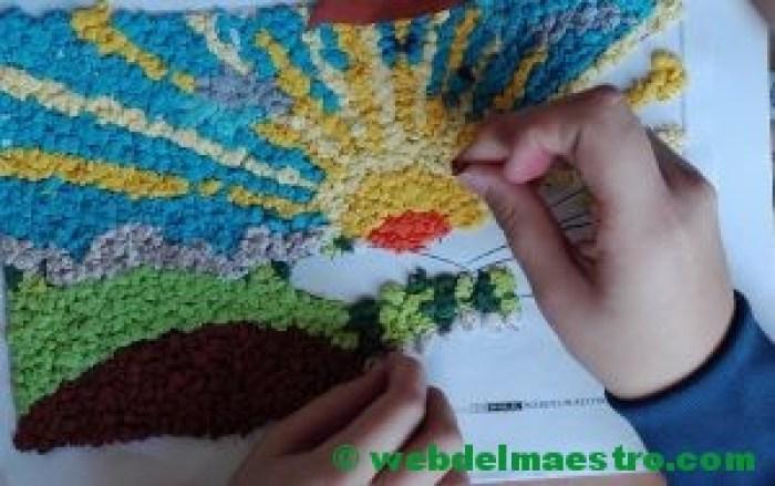 trabajos manuales para niños