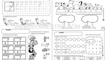 Fichas Logico Matematicas 5 Anos Web Del Maestro