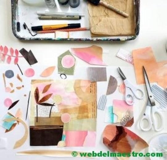Ideas para crear un collage