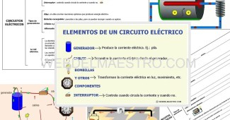 circuito electrico para primaria-