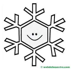 Copo de nieve 9-