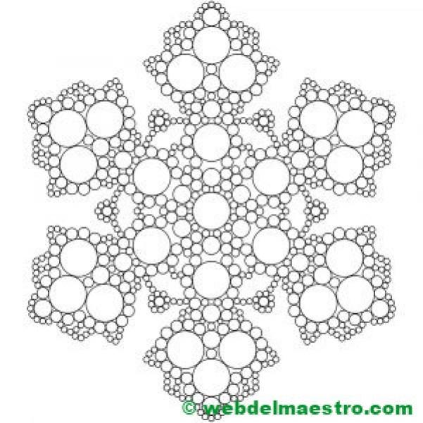 Copos de nieve-15