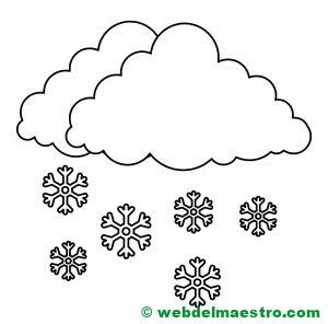 Copos de nieve 18