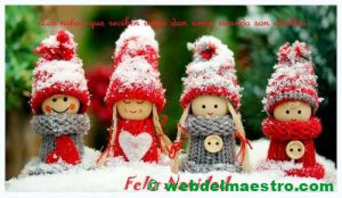 Felicitación navideña--