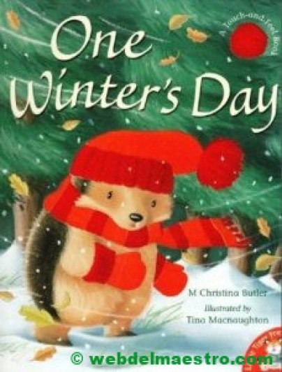 One winter day - Christina Butler