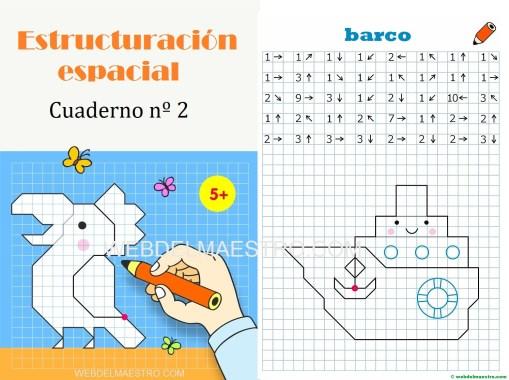 Estructuración espacial-Cuaderno 2