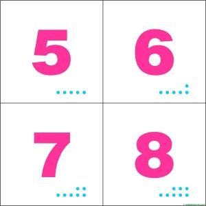 tarjetas de aprendizaje para sumar-2