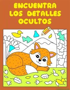 Animales-Encuentra los detalles ocultos