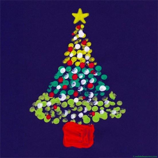 Dibujo de navidad nº 5