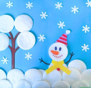 Paisaje de navidad 2