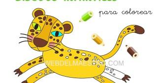 Dibujos para colorear para niños-