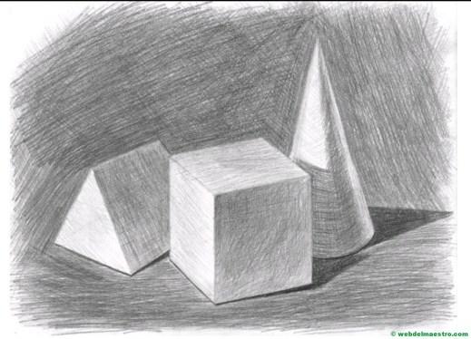 figuras geométricas con volumen