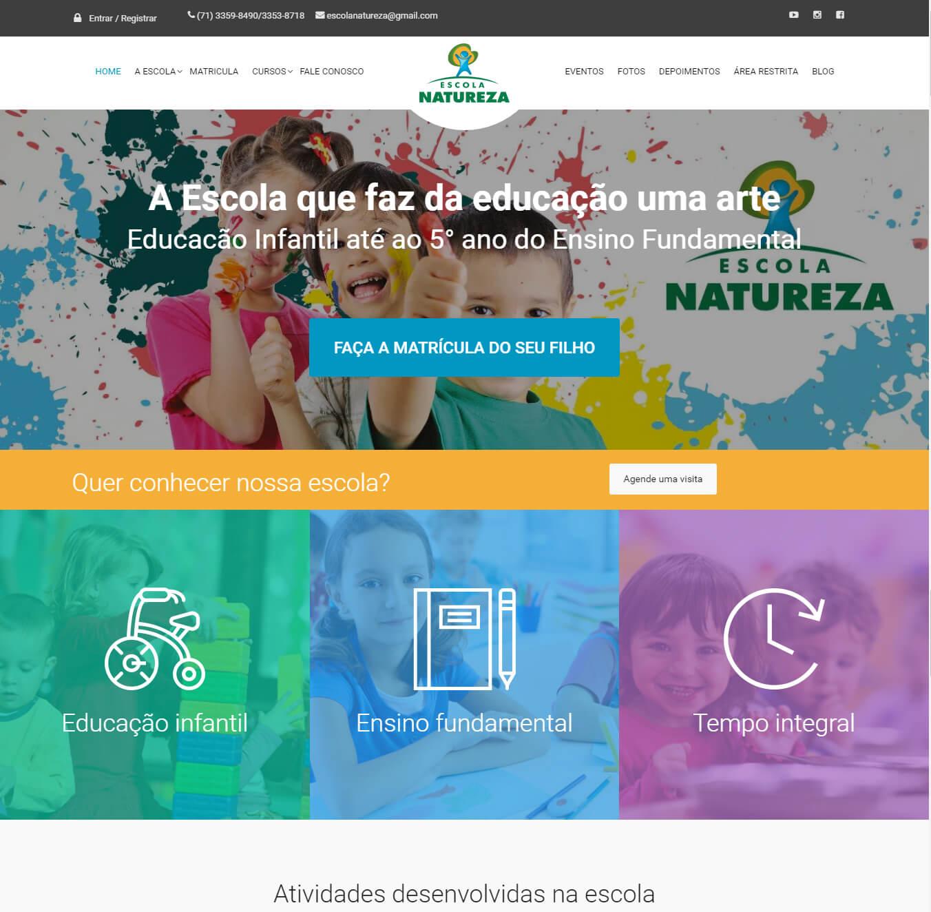 Escola Natureza
