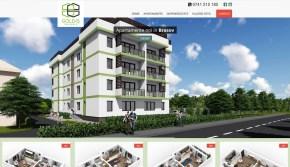 Realizare site ansamblu rezidential Bucuresti