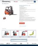 Realizare site prezentare Motostiv Bucuresti