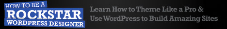 Rockstar WordPress Designer