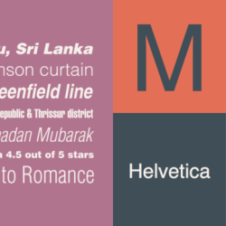 hevetica alternatives