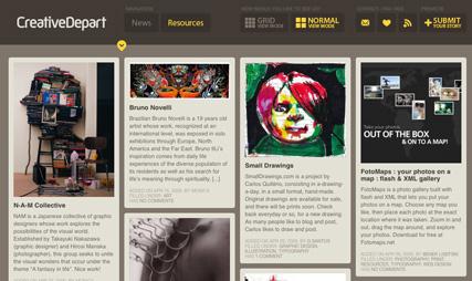 Creative Depart
