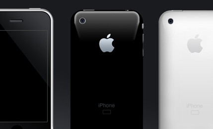 iphone 3g PSD HD