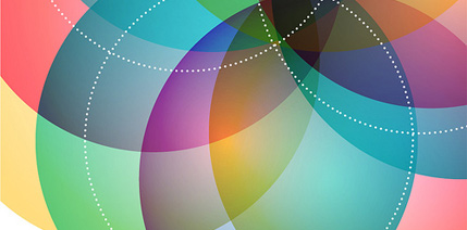 Illustrator full spectrum spirograph