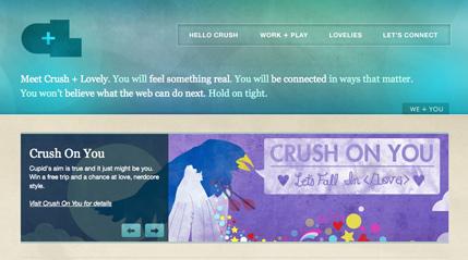 Crush + Lovely