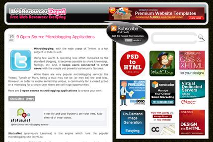 web apps