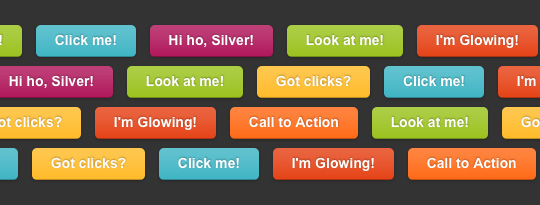 css3 buttons