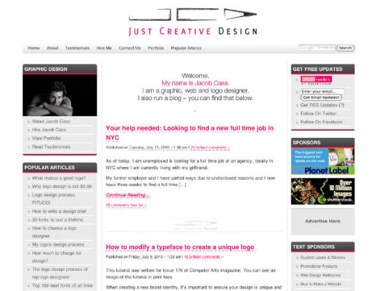 design blogs