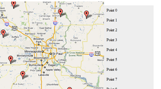 Google maps Basics