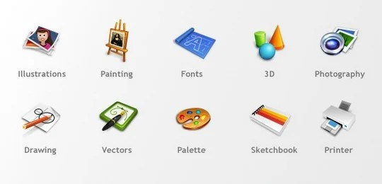 Icons for Designers