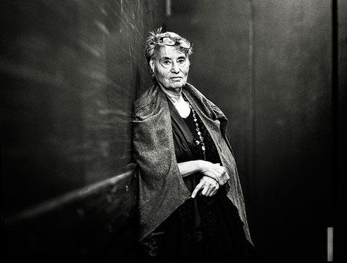 Ruth Kluger at BuchBasel (CH)