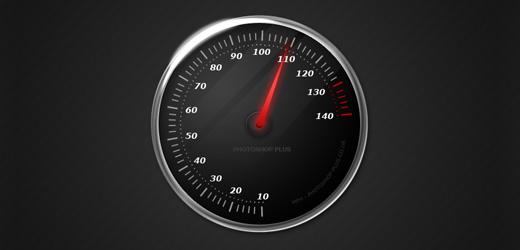 Speedometer Design From Scratch Tutorial