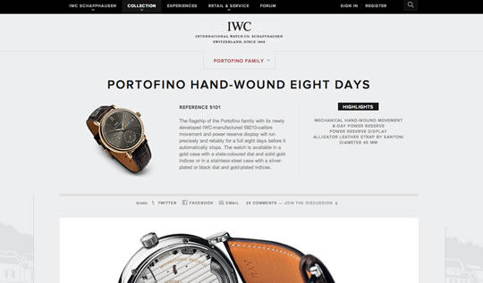 Parallax Scrolling Website Examples 2015